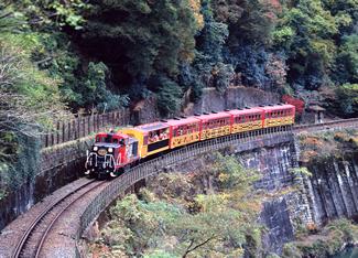 京都 トロッコ 列車 予約